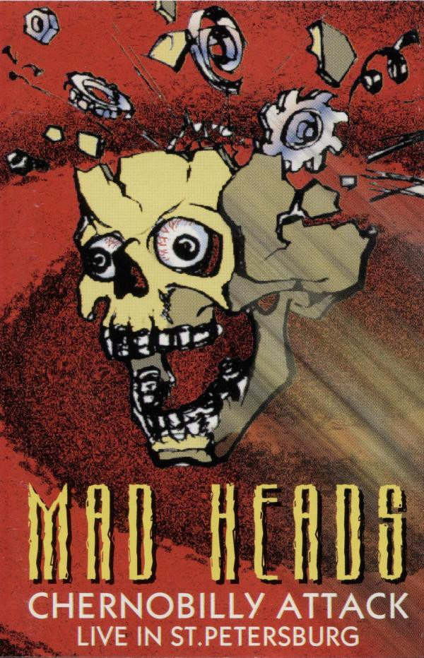 Mad Heads - Chernobilly Attack. Live In St.Petersburg
