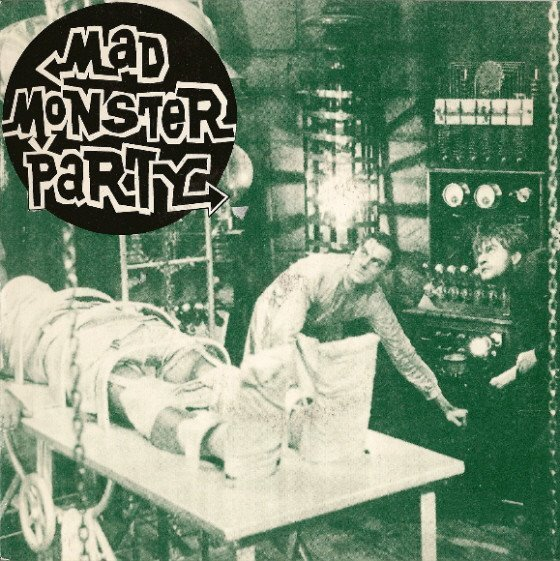 Mad Monster Party - Uneasy Feeling I Have Fun