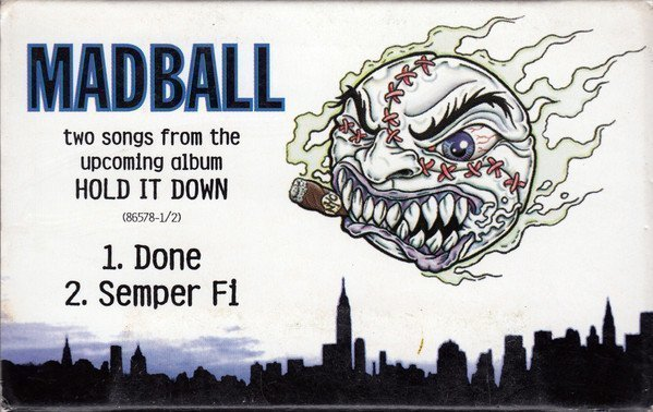 Madball - Hold It Down 2-Song Promo Tape