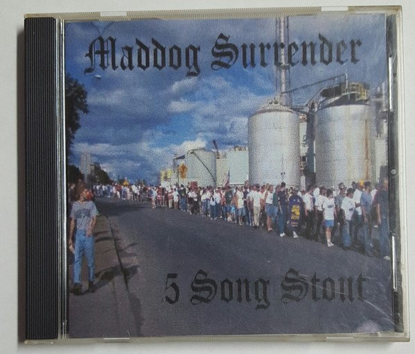 Maddog Surrender - 5 Song Stout