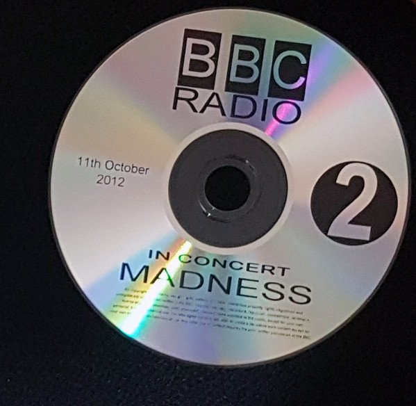 Madness - In Concert