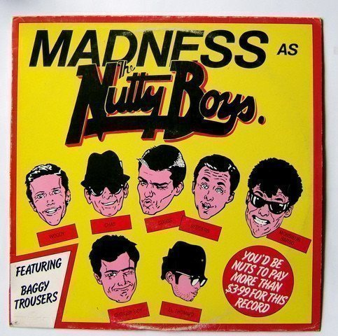 Madness - Madness As The Nutty Boys