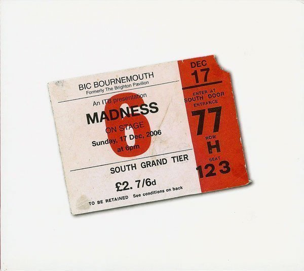 Madness - On Stage - Bournemouth