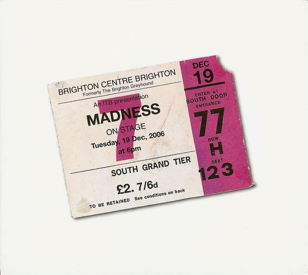 Madness - On Stage - Brighton