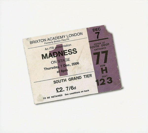 Madness - On Stage - London