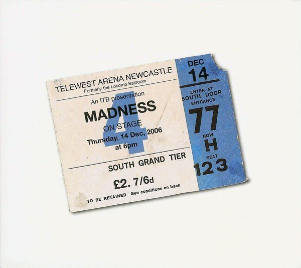 Madness - On Stage - Newcastle