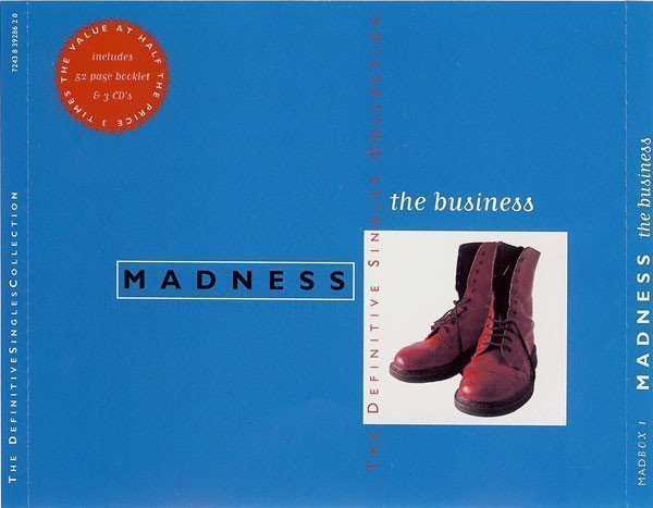 Madness - The Business (The Definitive Singles Collection)