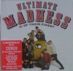 Madness - Ultimate Madness - 21 Of Their Finest