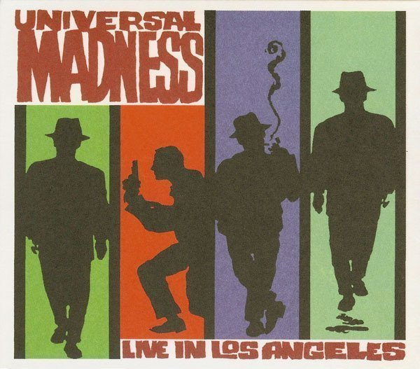 Madness - Universal Madness (Live In Los Angeles)