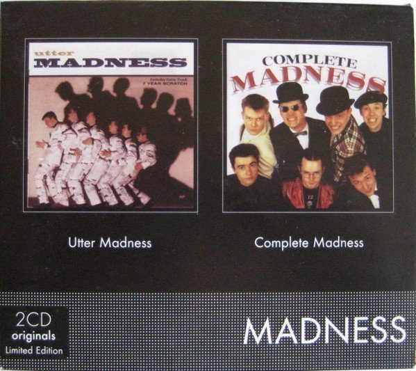 Madness - Utter Madness / Complete Madness