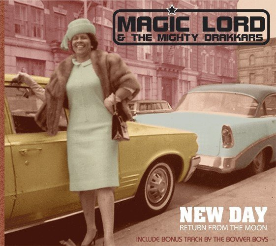 Magic Lord  The Mighty Drakkars - New Day (Return From The Moon)