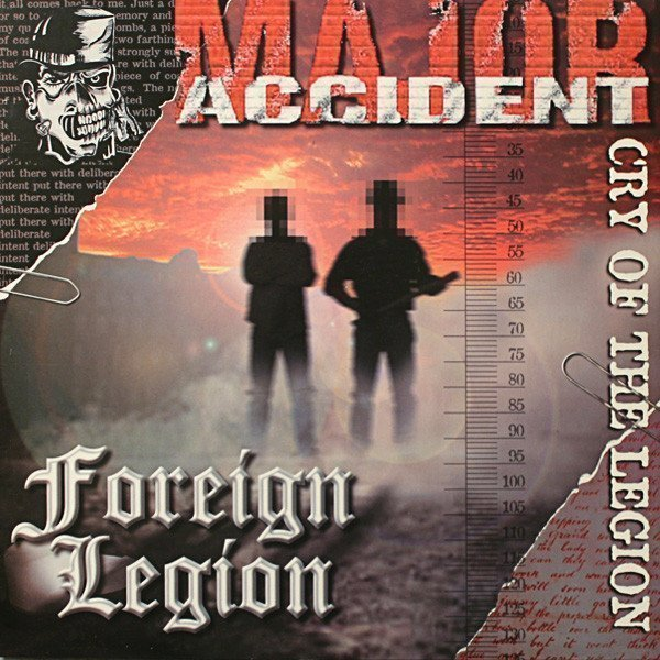 Major Accident - Cry Of The Legion