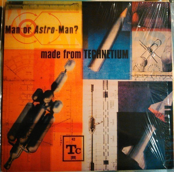Man Or Astroman - Made From Technetium