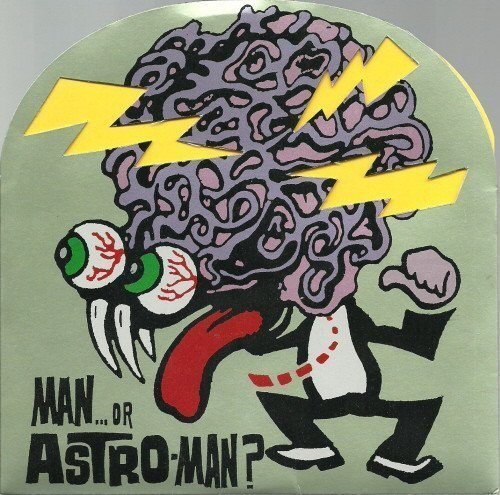 Man Or Astroman - World Out Of Mind