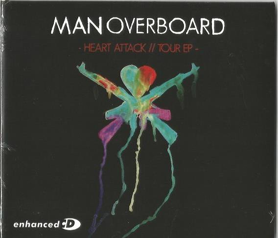 Man Overboard - Heart Attack Tour EP