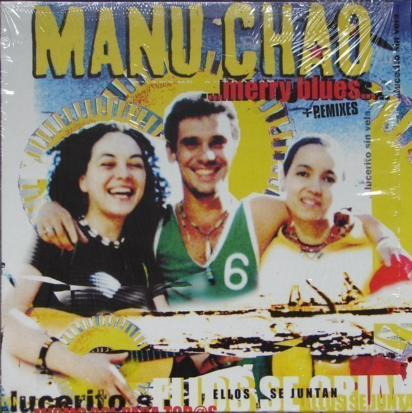 Manu Chao - Merry Blues