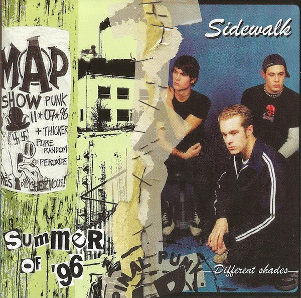Map - Different Shades / Summer Of