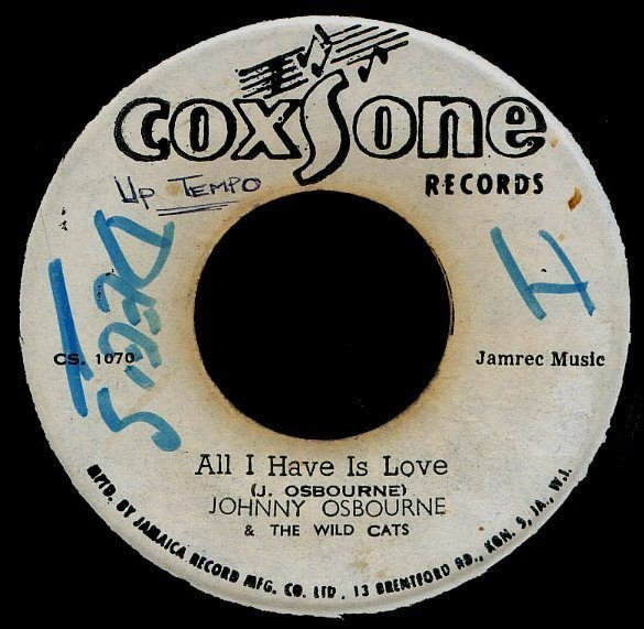Marcia Griffiths - All I Have Is Love / Truly
