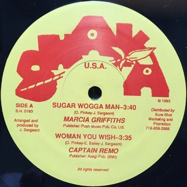 Marcia Griffiths - All I Need Is Love (remix)