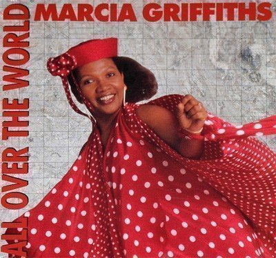 Marcia Griffiths - All Over The World