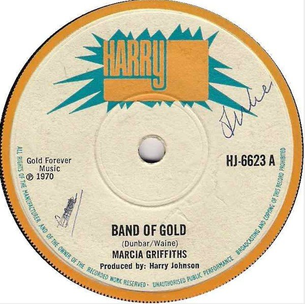 Marcia Griffiths - Band Of Gold / Cowboy (Version 2)