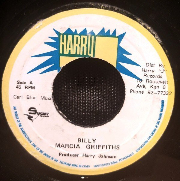 Marcia Griffiths - Billy