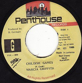 Marcia Griffiths - Childish Games