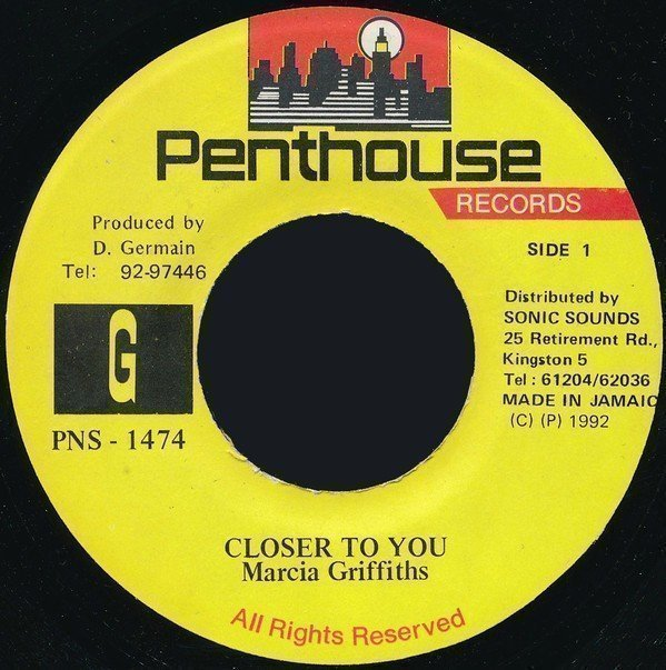 Marcia Griffiths - Closer To You