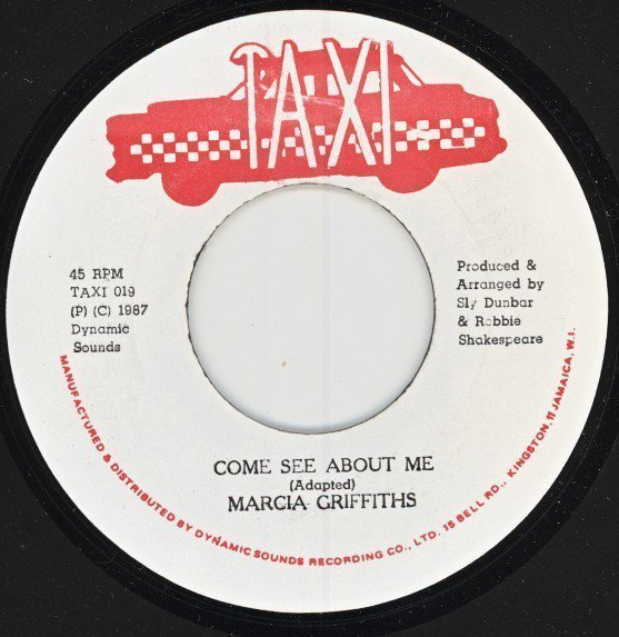 Marcia Griffiths - Come See About Me