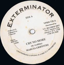 Marcia Griffiths - Cry No More / Love Is A Funny Feeling