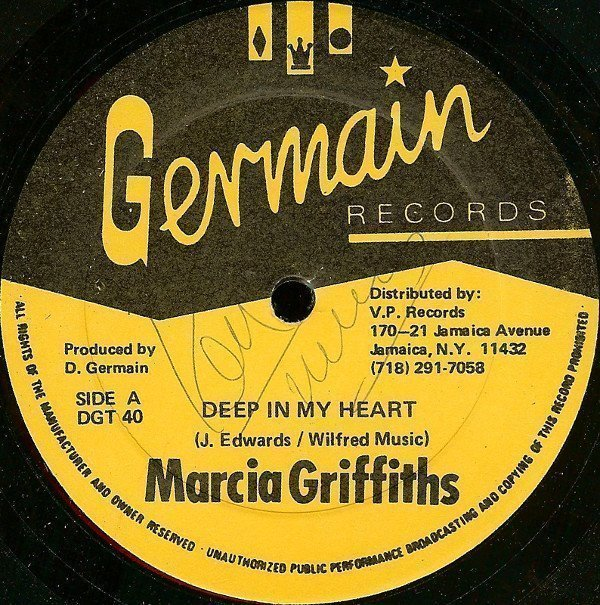 Marcia Griffiths - Deep In My Heart