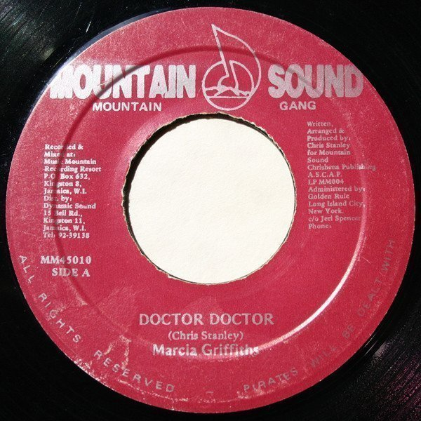 Marcia Griffiths - Doctor Doctor / I Love Music