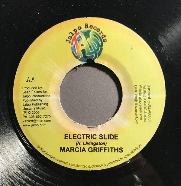 Marcia Griffiths - Electric Slide