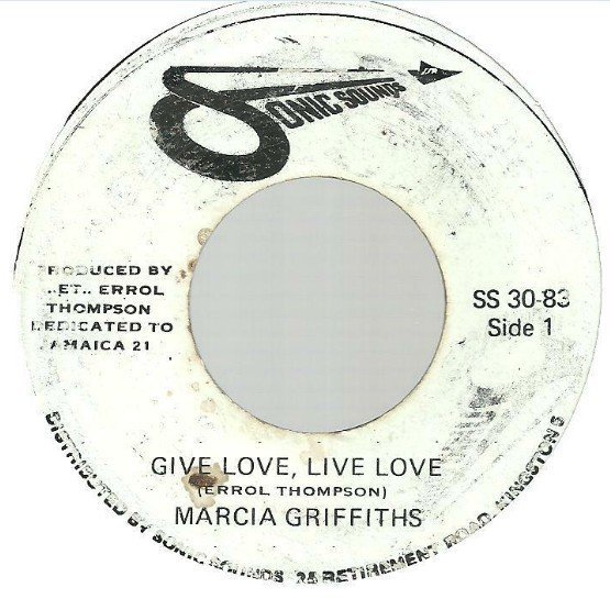 Marcia Griffiths - Give Love, Live Love