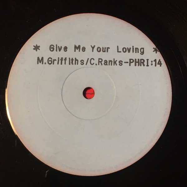 Marcia Griffiths - Give Me Your Loving