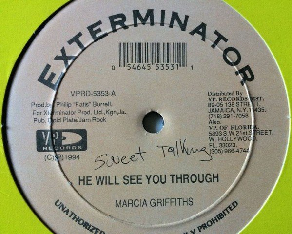 Marcia Griffiths - He Will See You Through / One Way Ticket