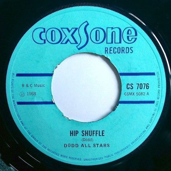 Marcia Griffiths - Hip Shuffle / Melody Life