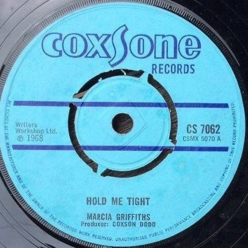 Marcia Griffiths - Hold Me Tight / Home Sweet Home