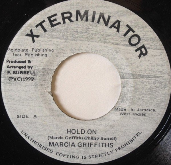 Marcia Griffiths - Hold On