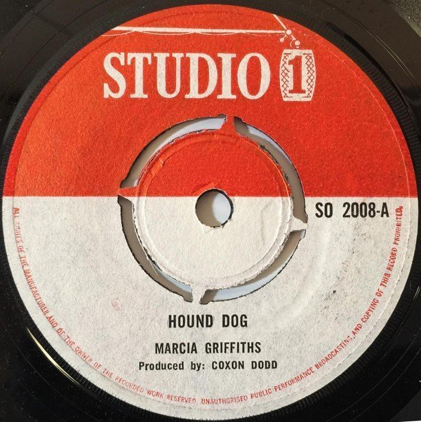 Marcia Griffiths - Hound Dog / My Time