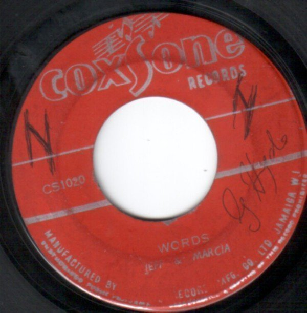 Marcia Griffiths - How Could I Live / Words