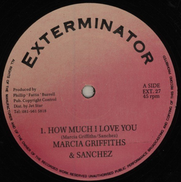 Marcia Griffiths - How Much I Love You