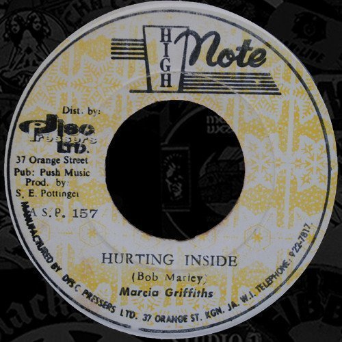 Marcia Griffiths - Hurting Inside / Version