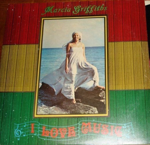 Marcia Griffiths - I Love Music