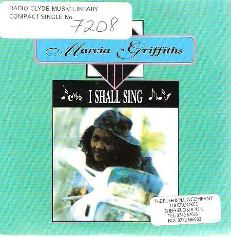 Marcia Griffiths - I Shall Sing