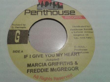 Marcia Griffiths - If I Give You My Heart