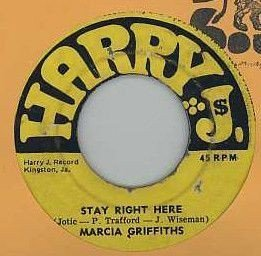 Marcia Griffiths - Just Tell Me Those Lies / Stay Right Here
