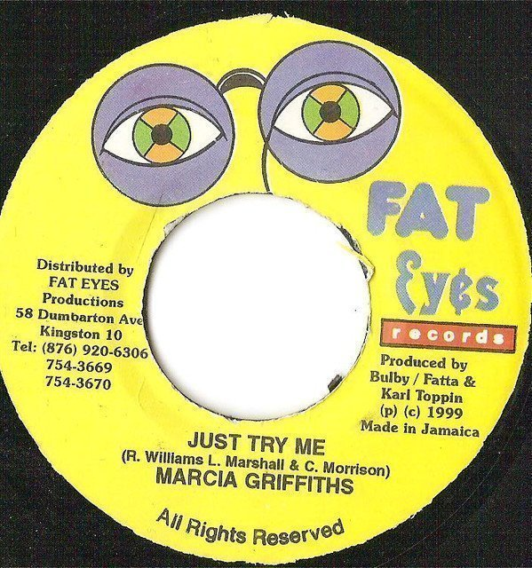 Marcia Griffiths - Just Try Me