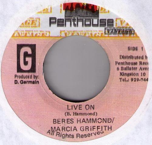 Marcia Griffiths - Live On