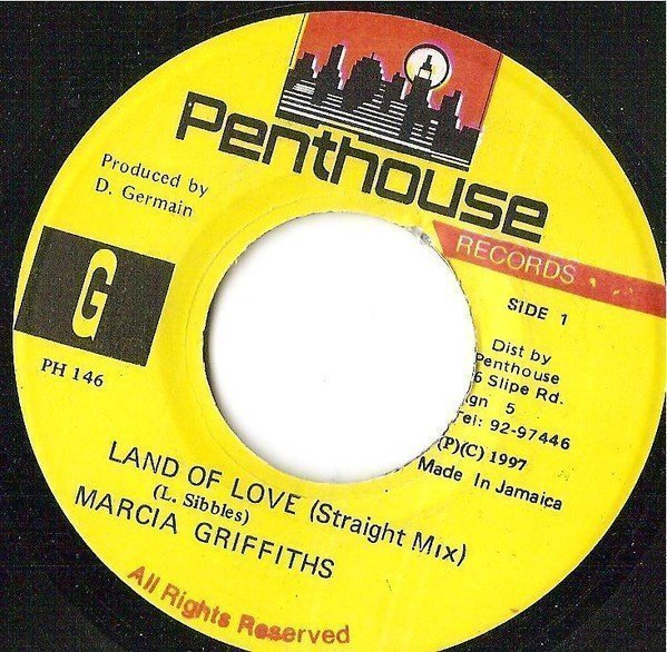 Marcia Griffiths - Love Of A Lifetime